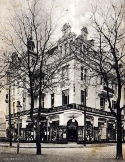 Dom towarowy Walter Edelstein 1909; źródło: dawnysopot.pl