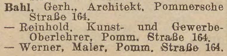 Księga adresowa 1931