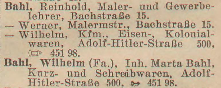 Księga adresowa 1934