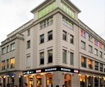 dom towarowy Waltera Edelsteina - wygląd obecny