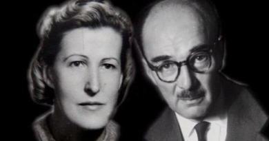 Paweł Jasienica i Zofia Beynar