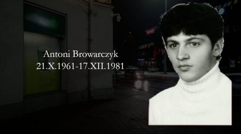 Antoni Browarczyk