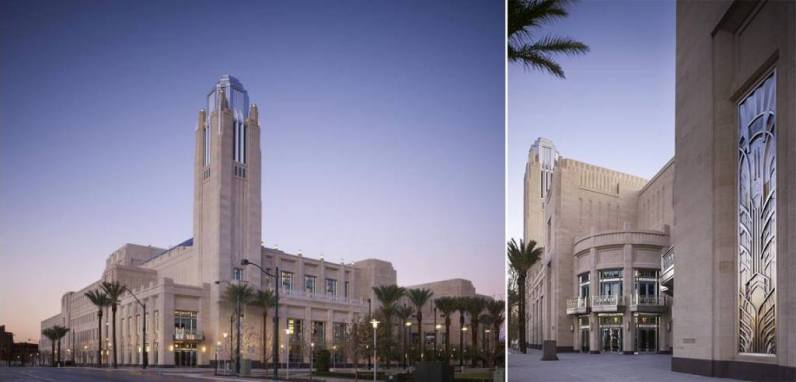 The Smith Center for the Performing Arts - Reynolds Hall. Las Vegas, Nevada.