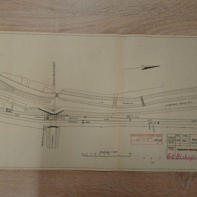 Mapa przystanku Zaroślak 1940