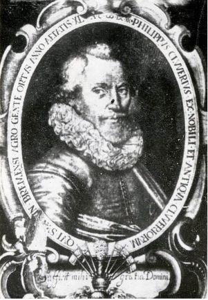 Filip Clüver; ze zbiorów PAN Biblioteki Gdańskiej
