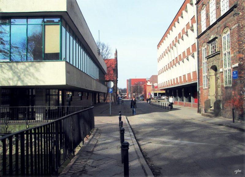 Ulica Elżbietańska