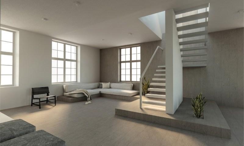Dwór Olszynka - mieszkanie projekt
