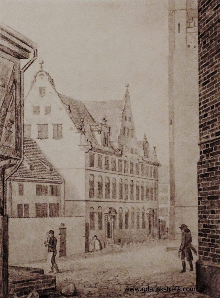 Szkoła Mariacka po roku 1712