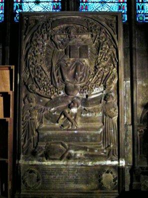 płyta nagrobna z 1467 r.