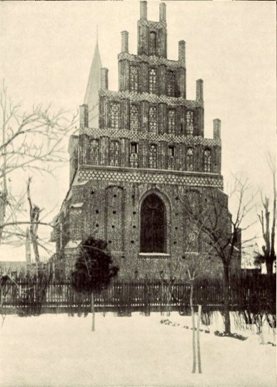 Kościól w Ostaszewie