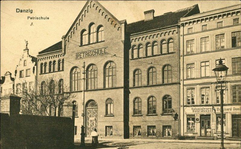 Szkoła św. Piotra i Pawła na Żabim Kruku