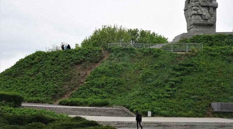 Westerplatte, wzgórze