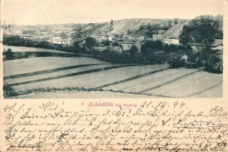 Siedlce w 1899 r.