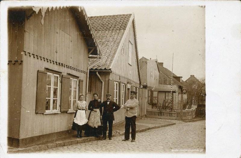 Siedlce w 1918 r.