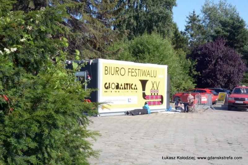 Biuro festiwalu Globaltica