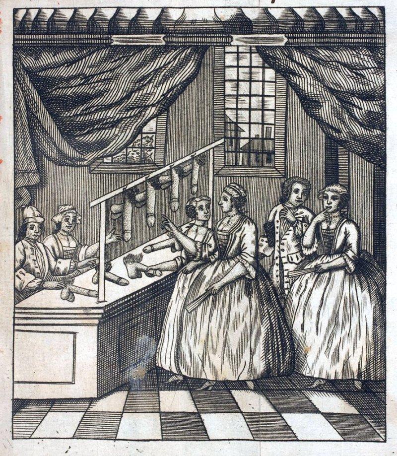 Ilustracja do książki Nicolasa Choriera 'Aloisiae Sigaeae, Toletanae...
