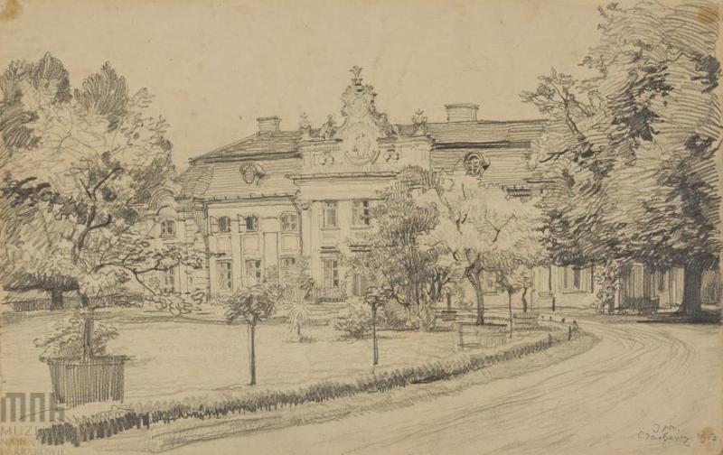 Pałac w Czarkowach