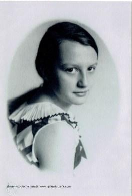 Hildegard Czachowski w 1930