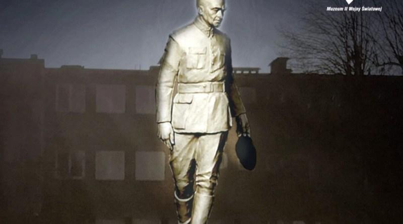 Uroczystość odsłonięcia pomnika Witolda Pileckiego