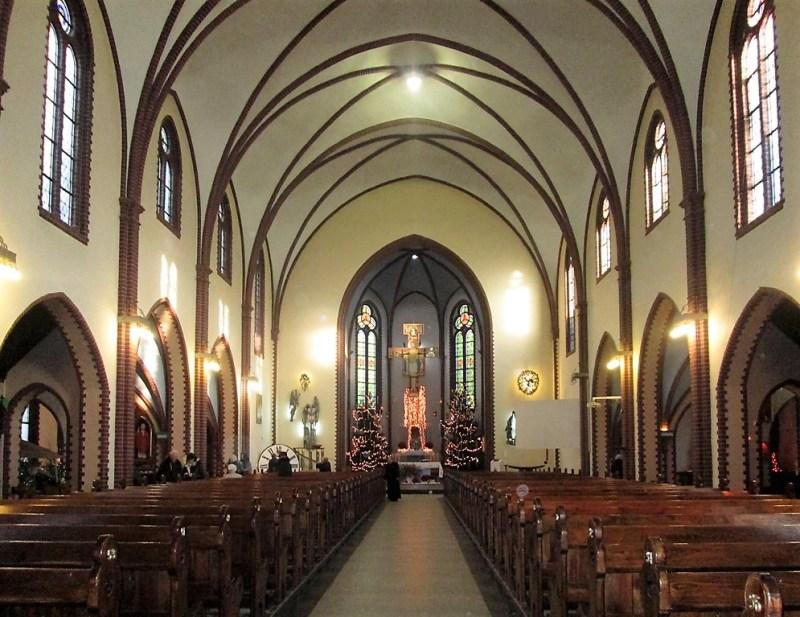 Kościół w Emaus, zdj. Anna Pisarska-Umańska