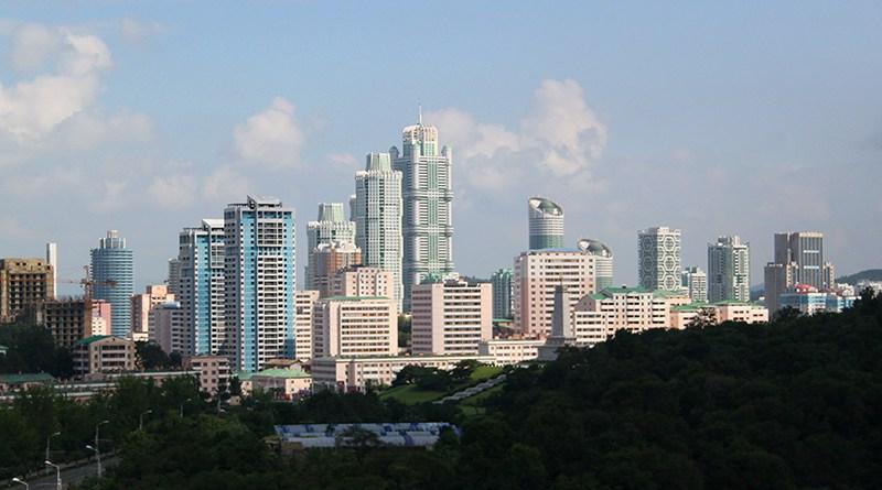 W stolicy Korei Północnej