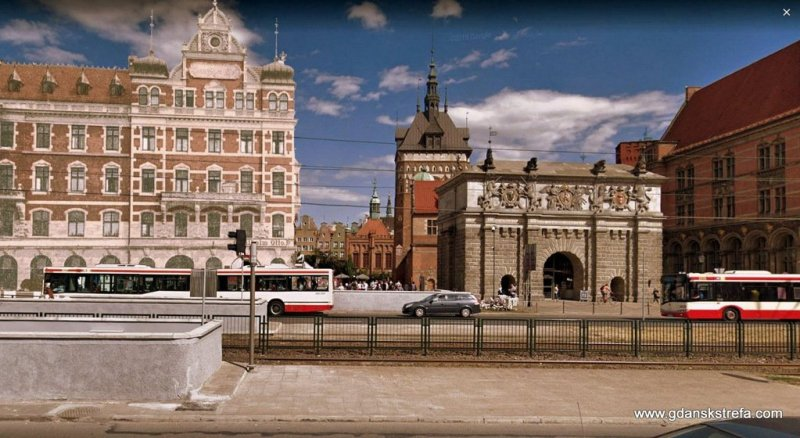 Wizualizacja - Gdańsk Strefa Prestiżu