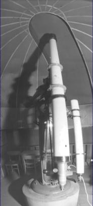 Luneta Sendtnera w Obserwatorium w Grudziądzu
