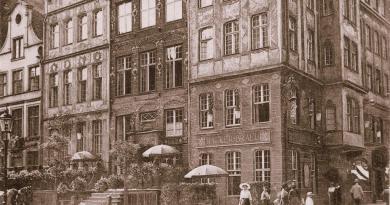Ulica Piwna – Obrazki gdańskie