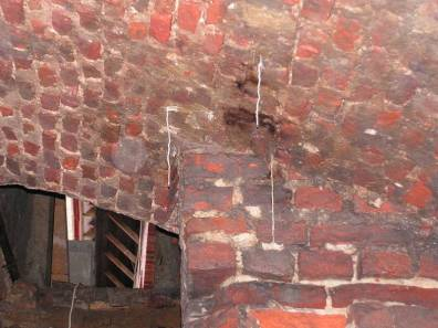 Kazamata ze stalaktytami