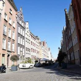 ulica Ogarna obecnie