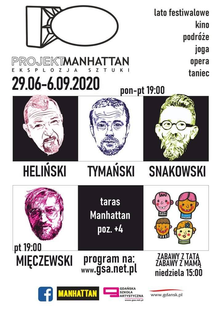Projekt Manhattan - Eksplozja Sztuki.