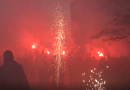 Lechia Gdańsk wygrywa w derbach Trójmiasta. Feta kibiców [WIDEO]