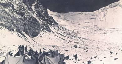 Mount Everest i Wysocy Komisarze Ligi Narodów