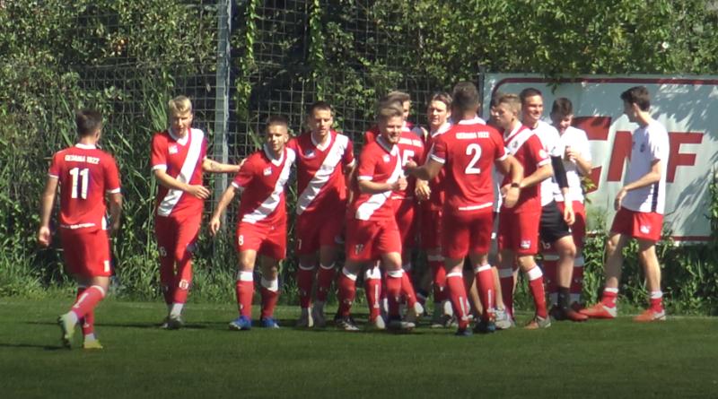 Gedania Gdańsk wygrywa z Lechią w derbach Gdańska