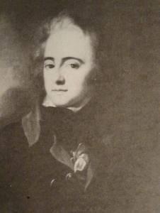 """Portret olejny ks. Józefa, Józef Grassi, ok. 1790 r. """"Malarstwo Polskie"""" T. Dobrowolski"""