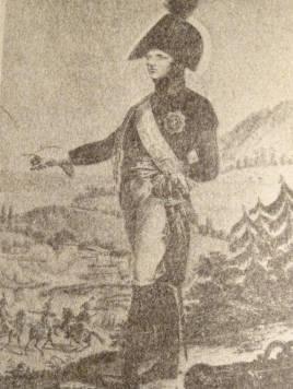 "Car Aleksander I. ""Do Niepodległej"" J. Skowronek"