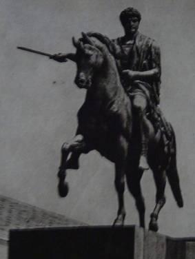 Pomnik ks. Józefa Poniatowskiego w Warszawie