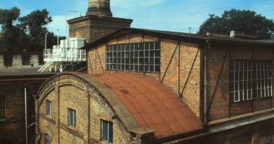 Pieczątka firmowa Gewehrfabrik Danzig z lat 1919–1921