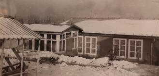 prowizoryczne baraki Malczewskiego 144
