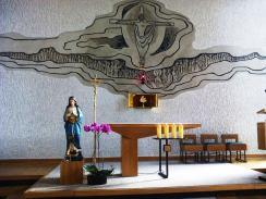 Malczewskiego 144, obecna kaplica