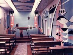 Malczewskiego 144, stara kaplica