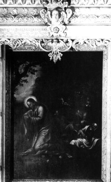 """""""Modlitwa w Ogrójcu"""" z ołtarza głównego"""
