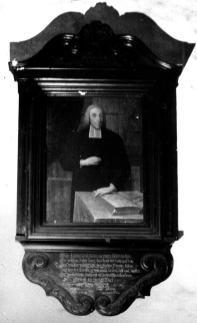 Portret pastora M. Jacoba Girra