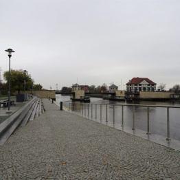 Bulwar Zygmunta Augusta w Elblągu, fot. APU