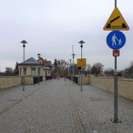 Most Wysoki w Elblągu, fot. APU