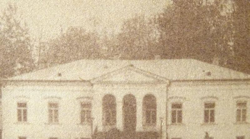 Dwór Jabłonowskich w Czarnolesie