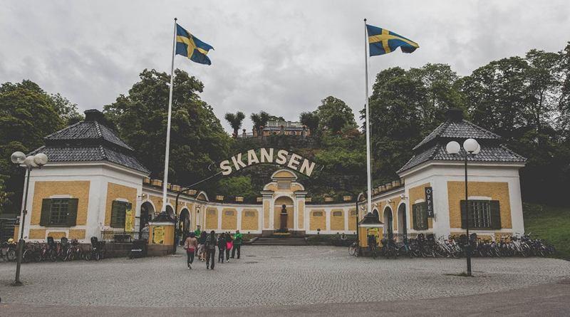 Sztokholmski Skansen