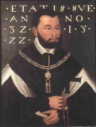 Albrecht Hohenzollern