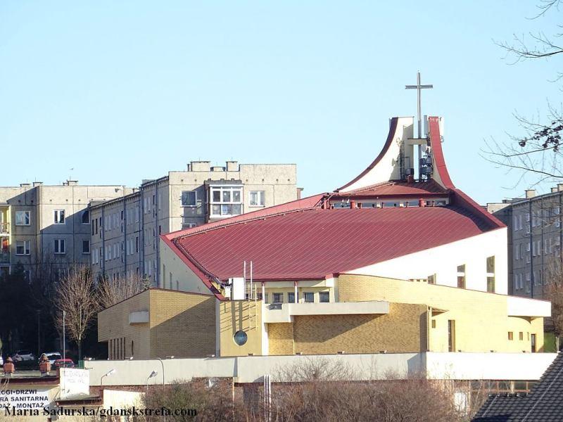 Kościół pw. św. Jadwigi Królowej w Gdańsku