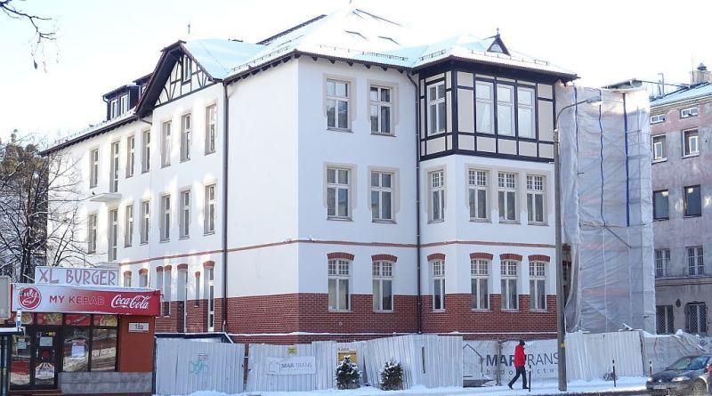 Budynek przy ul. Miszewskiego 18